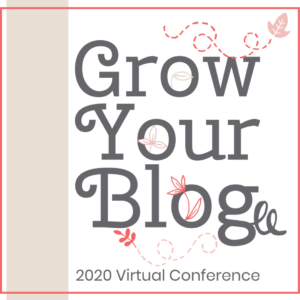 Grow-Your-Blog-Conference Logo